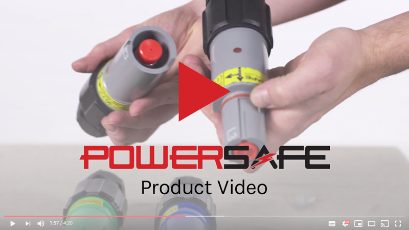 Powersafe Product Video on YouTube