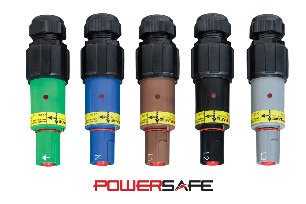 Powersafe Power Connectors
